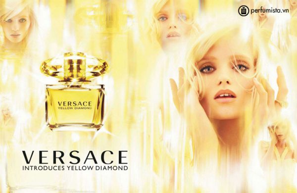 Nước Hoa Versace Yellow Dimond EDT 50ml (Chai)